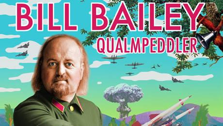 Bill Bailey - Qualmpedler 2013
